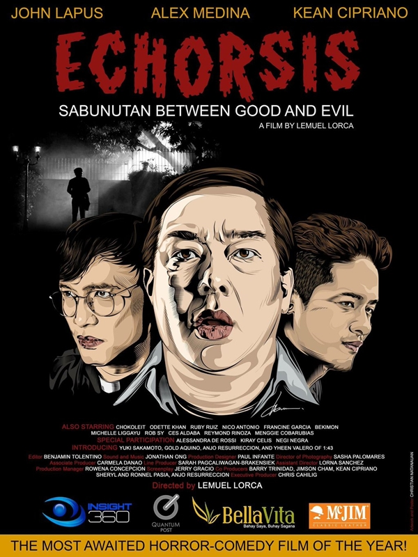 Echorsis (2016) Movie free download