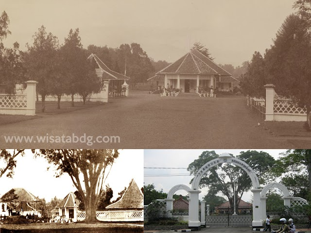 Sejarah Pendopo di Alun-Alun Bandung