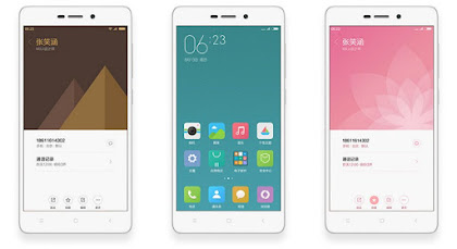Kumpulan ROM Xiaomi Redmi 3/3Pro