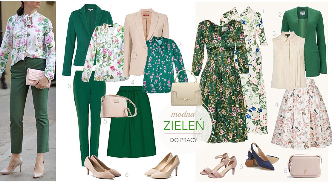 sukienki w kwiaty stylizacje 2021 2022