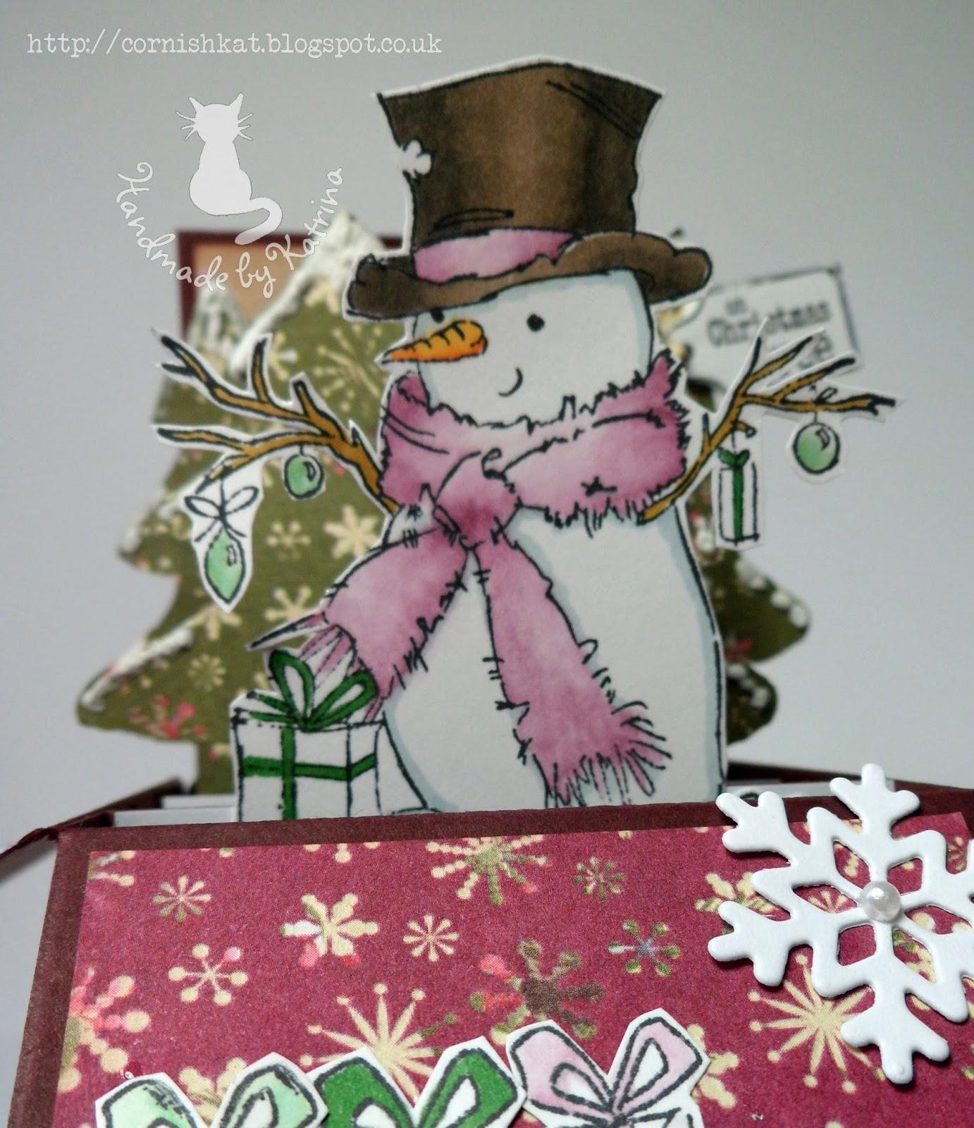 Pop Up Christmas Trees B Q