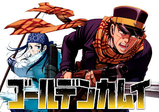 Golden Kamuy Season1 dan 2  Batch Subtitle Indonesia