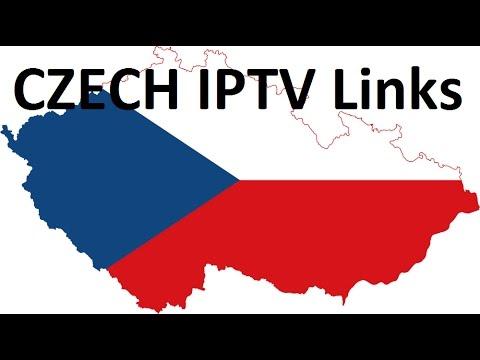 iptv czech channels list m3u download
