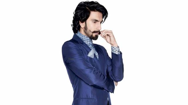 Indian Celebrity Ranveer Singh HD Wallpapers