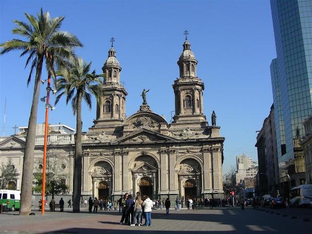 Passeios em Santiago do Chile