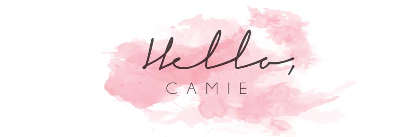 Hello, Camie - by Camille Libunao