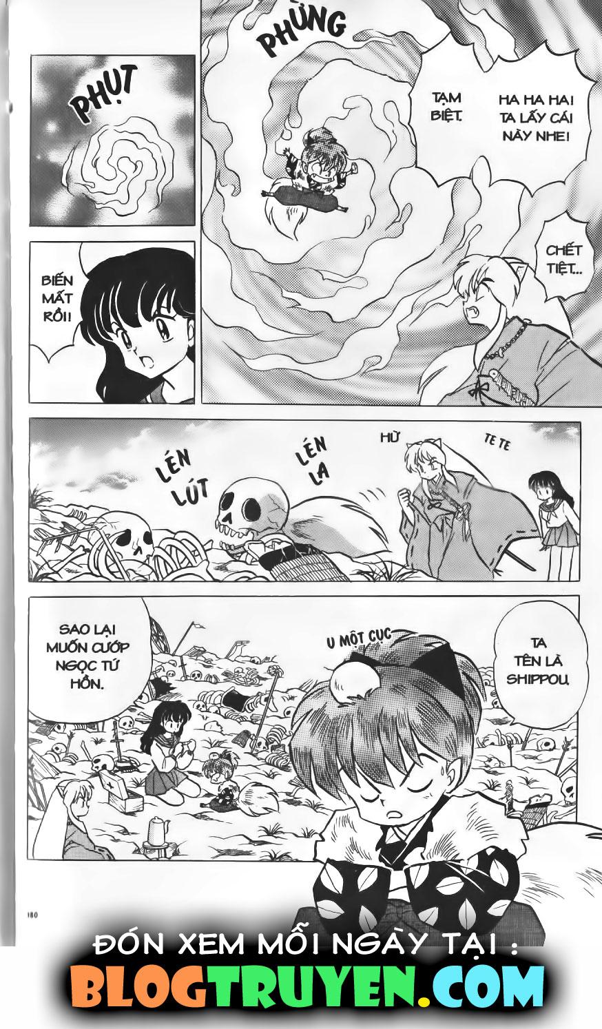 Inuyasha vol 03.10 trang 9