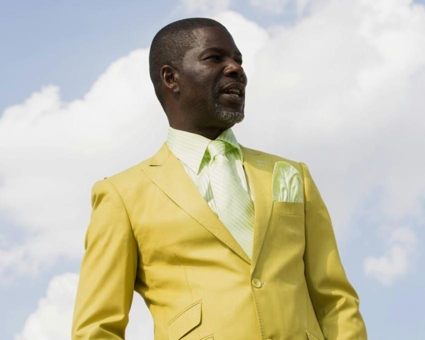 Bishop Nelson Nzvimbo