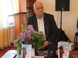 """Allahyar Xocalının """"Bizdən qeyrət umur Vətən"""" adlı yeni kitabının təqdimat mərasimi oldu"""