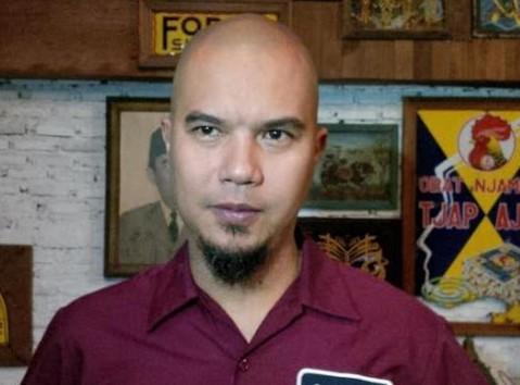Ahmad Dhani Diajak Duel Karena Bikin Cuitan Pro Penista Agama Perlu Diludahi