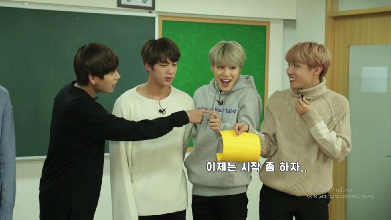 V LIVE - Run BTS! - English & Indonesia Subtitle - Download