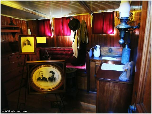 Habitación Capitán del Balclutha