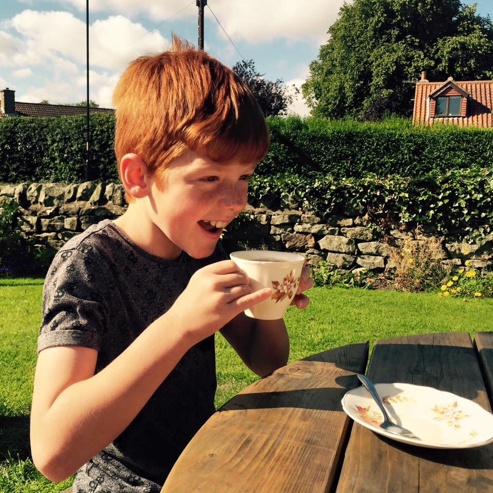 Child friendly places to eat in scalby near scarborough for Kid friendly fishing near me