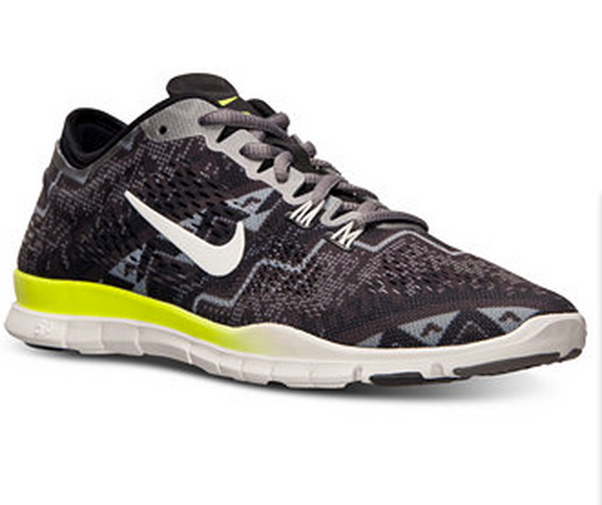 c0da1736b948c4 My Superficial Endeavors  Nike Free 5.0 TR Fit 4 Shoes in Black ...