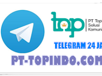 Cara Transaksi Via Telegram Topindo Pulsa