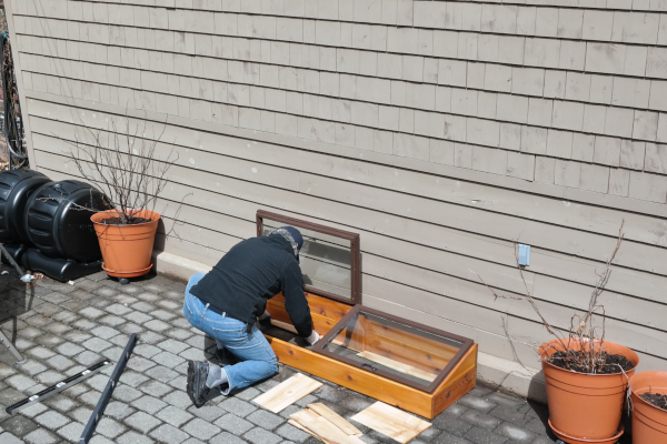 MountainMama: Building A Cold Frame & Other Spring Projects