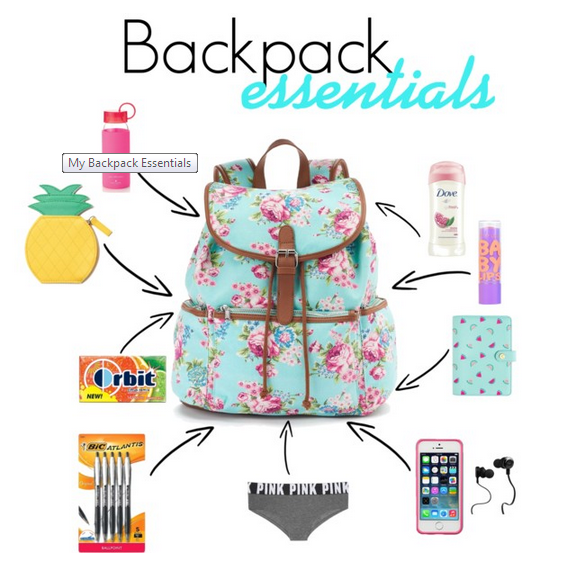 bc1227adb000 Backpack essentials  1.Coin Purse - you re going to need it all the time to  put your money in there and keep them safe