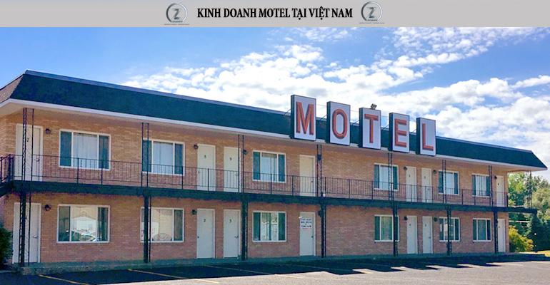 Đặc điểm của Motel và Kinh doanh Motel tại Việt Nam