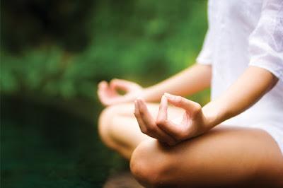 Thiền định giúp tâm trạnh thư thái, giảm stress