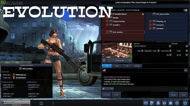 PB Evolution