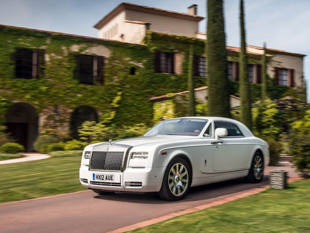 Rolls-Royce Phantom 2013 Coupé