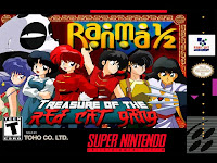 Ranma 1/2: Treasure of the Red Cat Gang