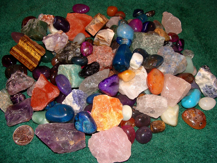 The Gemstone List: Over 140 gemstones explored in depth with fantastic pictures!
