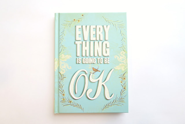 Everything is going to be okay book