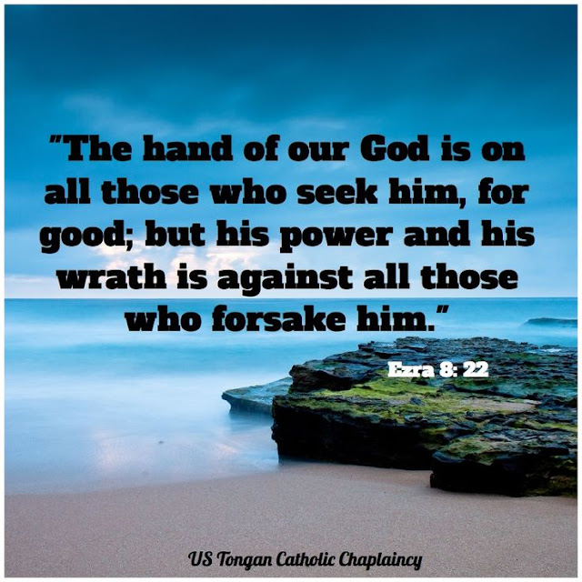 #ThursdayMotivation: The hand of our God is upon all them for good that seek Him