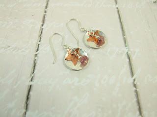 https://folksy.com/items/7186600-Earrings-Celestial-Birthstone-Sterling-Silver-Moon-Copper-Star-Earrings