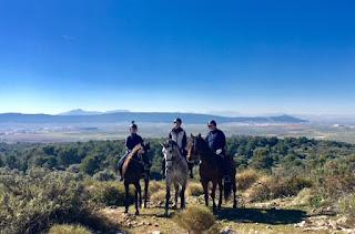 Cortijo Uribe, Riitta Reissaa, Horsexplore