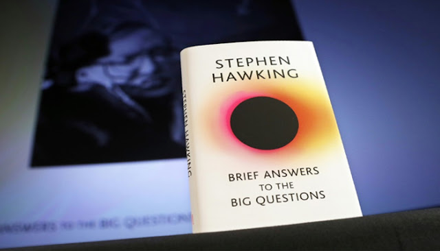 brief answers to big questions stephen hawking new book