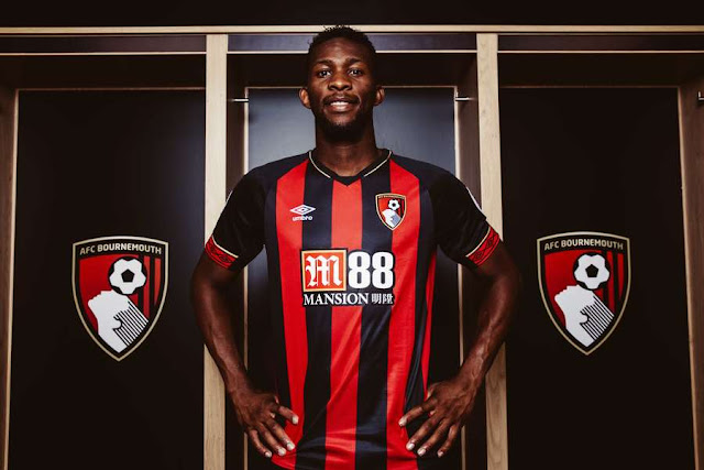 Bournemouth announce the signing of Jefferson Lerma from Levante