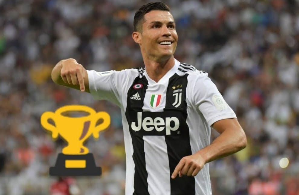 Juventus Campione in Supercoppa 2019: 1-0 al Milan con gol di CR7 Cristiano Ronaldo.