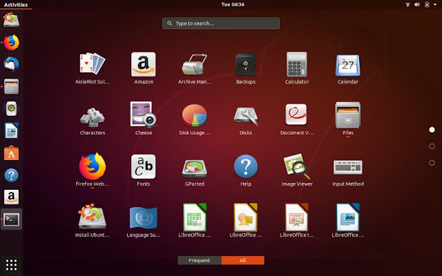 Ubuntu - Linux Distro untuk Programmer