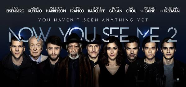 cover film now you see me 2