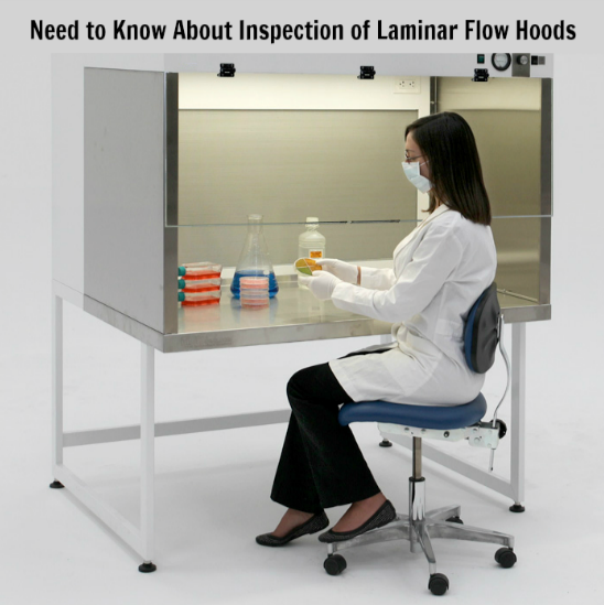 Need to Know About Inspection of Laminar Flow Hoods