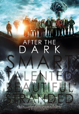 Poster Of Hollywood Film After the Dark (2013) In 300MB Compressed Size PC Movie Free Download At worldfree4u.com
