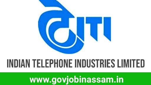 ITI Limited Recruitment 2018, govjobinassam
