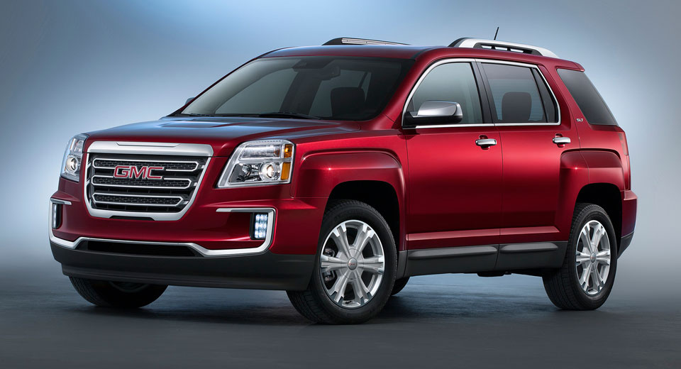 New Chevrolet Traverse And GMC Terrain To Launch In Detroit