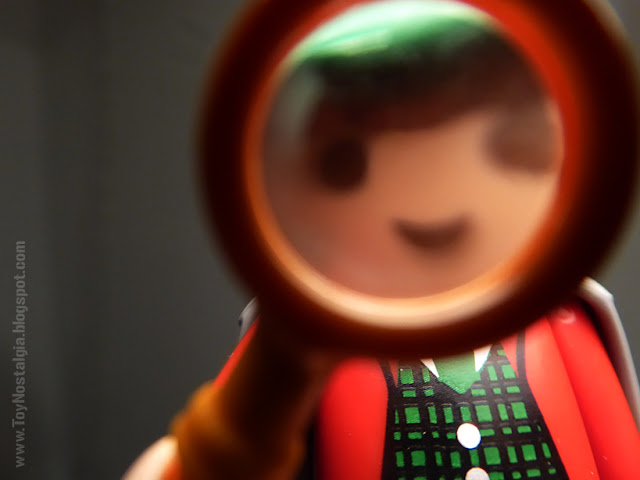 Playmobil Sherlock Holmes