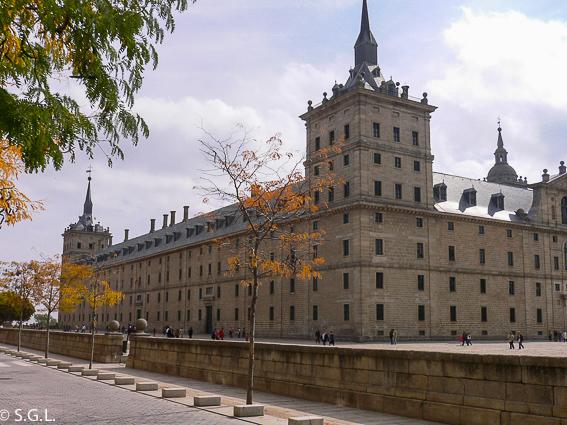 San Lorenzo del Escorial en Madrid. 17 lugares para descubrir España