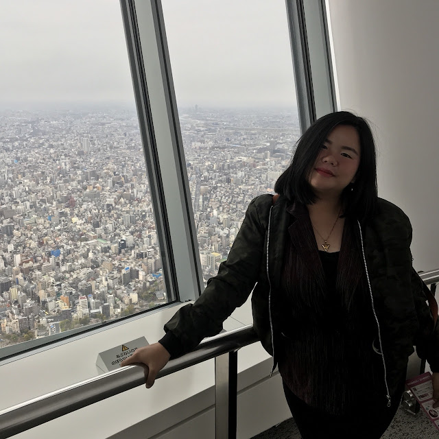 Magdalena Nathania Jepang