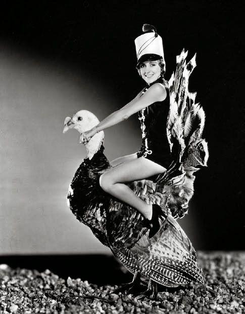 EBL Vintage Hollywood Thanksgiving