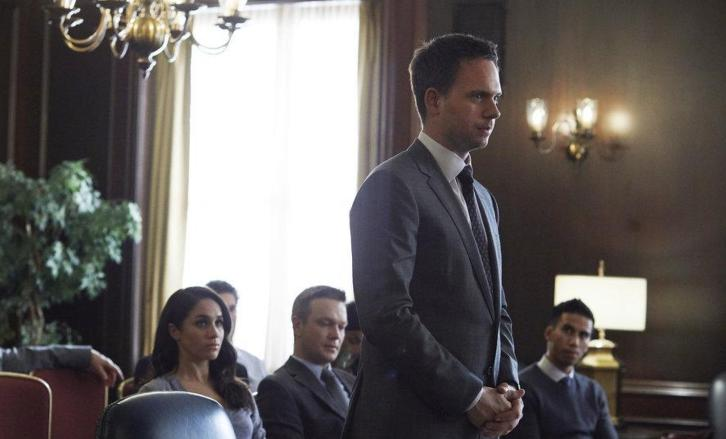 Suits - Season 6 Finale - Post Mortem Interviews + Gina Torres Closes Deal to Star in Spinoff