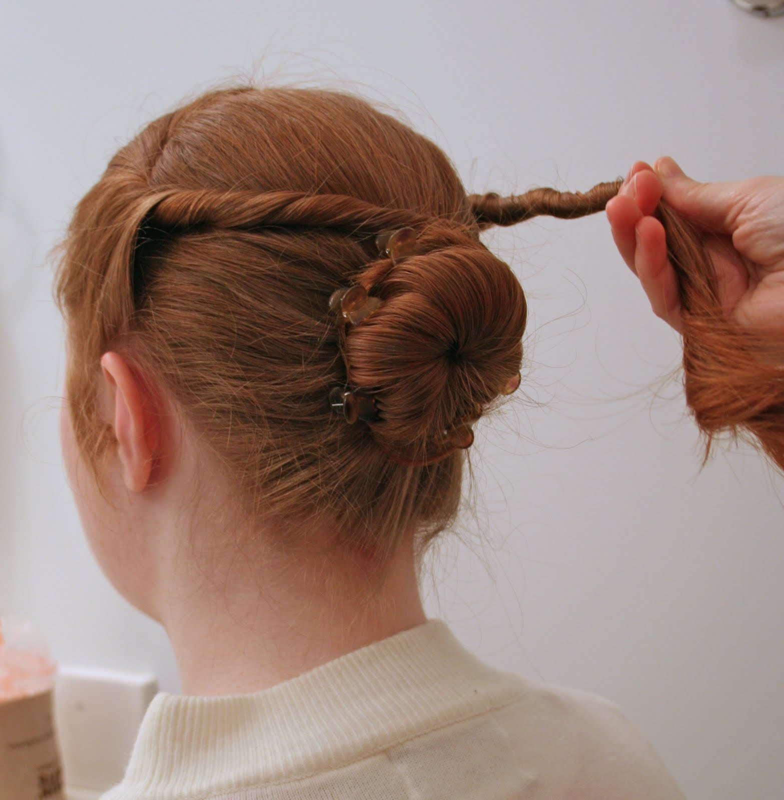 southron creations: how to do a civil war hairstyle