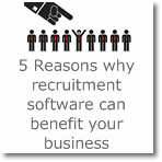 5 Reasons why recruitment software can benefit your business
