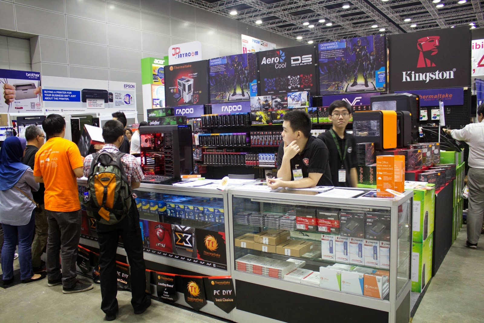 Coverage of PIKOM PC Fair 2014 @ Kuala Lumpur Convention Center 339