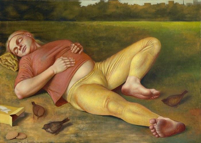 Современный немецкий художник. Falk Gernegross