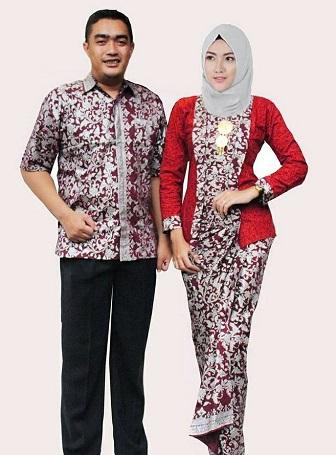 Baju Kebaya Modern Kutu Baru Untuk Couple